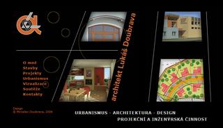 Architekt Lukáš Doubrava