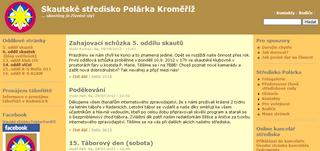 Skautské středisko Polárka Kroměříž